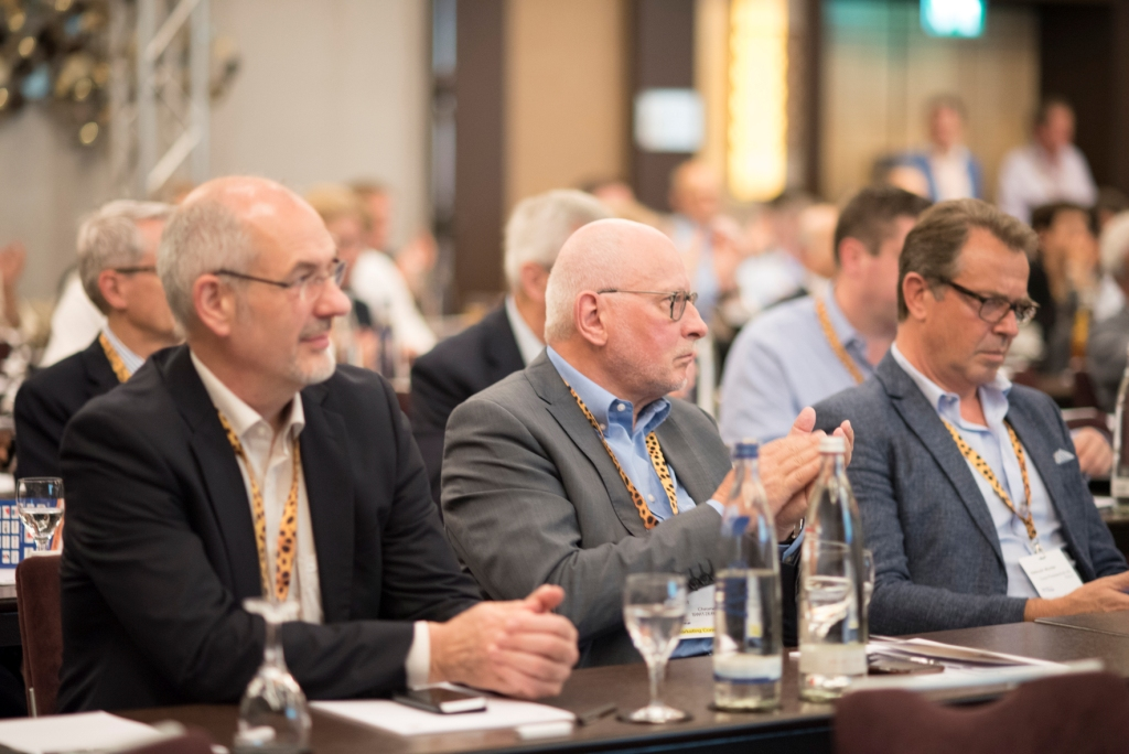 Audience FINAT European Label Forum 2017