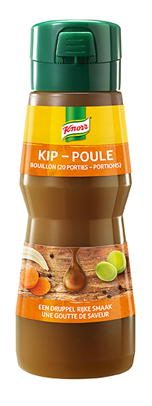 A12 Skanem Skurup Sweden for  Knorr chicken 150ml