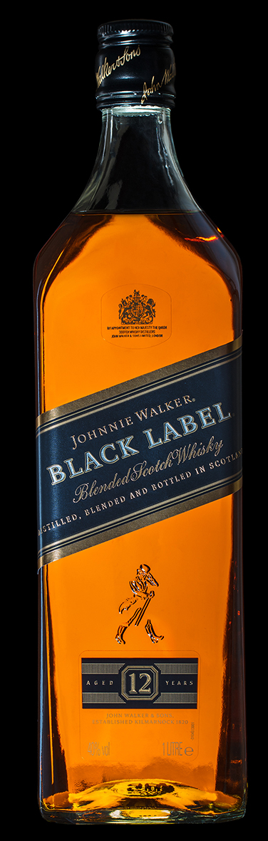 A15 MCC Wales UK for Johnnie Walker black label storyline edition