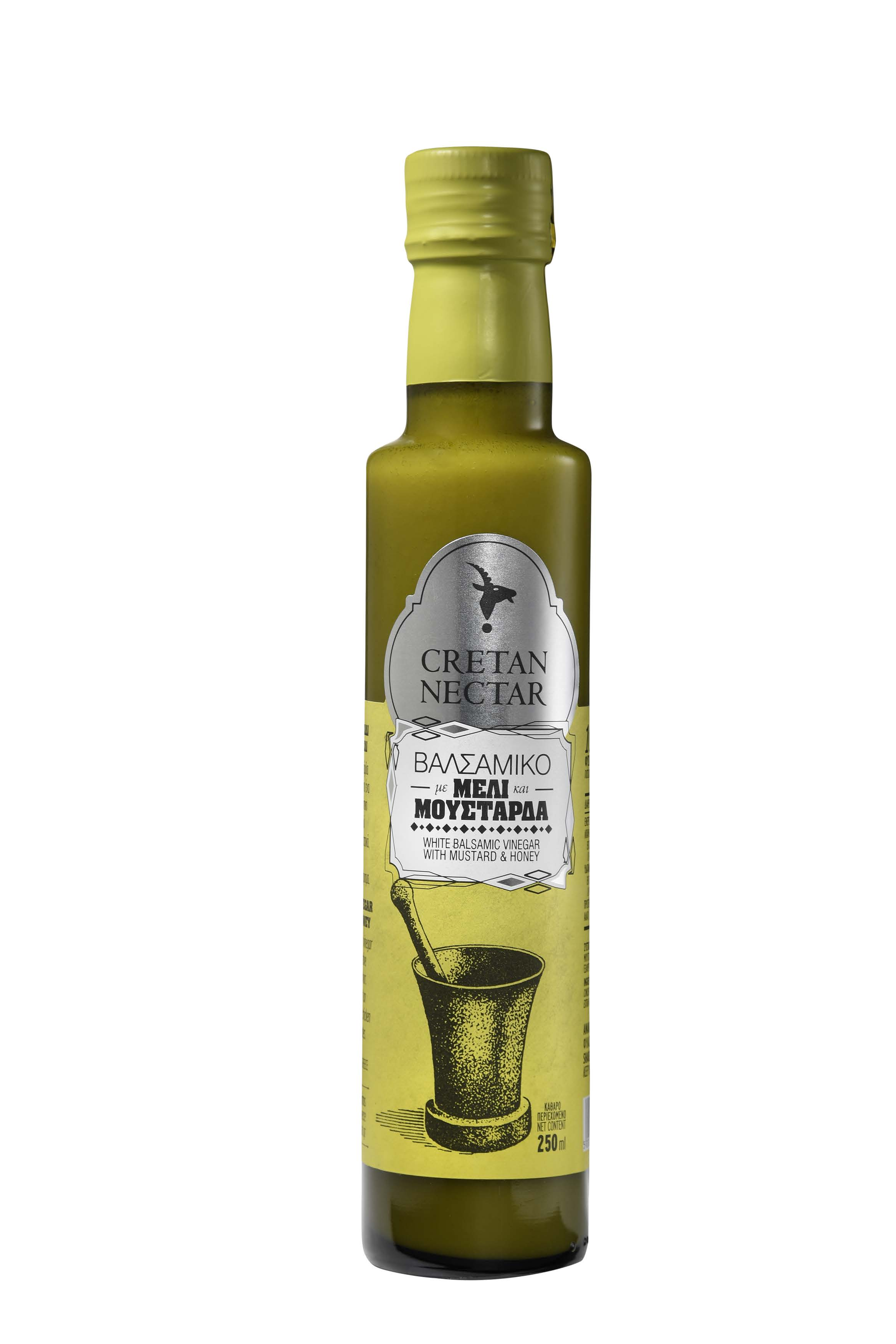 B2 Cabas Greece for Cretan nectar balsamic vinegar with mustard and honey 250ml