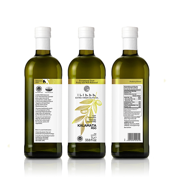 B2 Cabas Greece for Agro VIM - Iliada olive oil