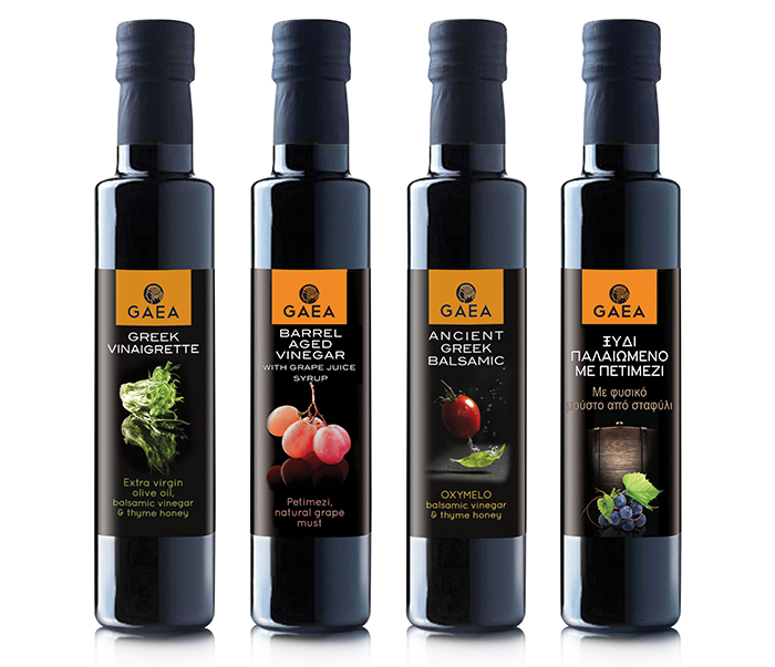 A15 Cabas Greece for Gaea vinegars