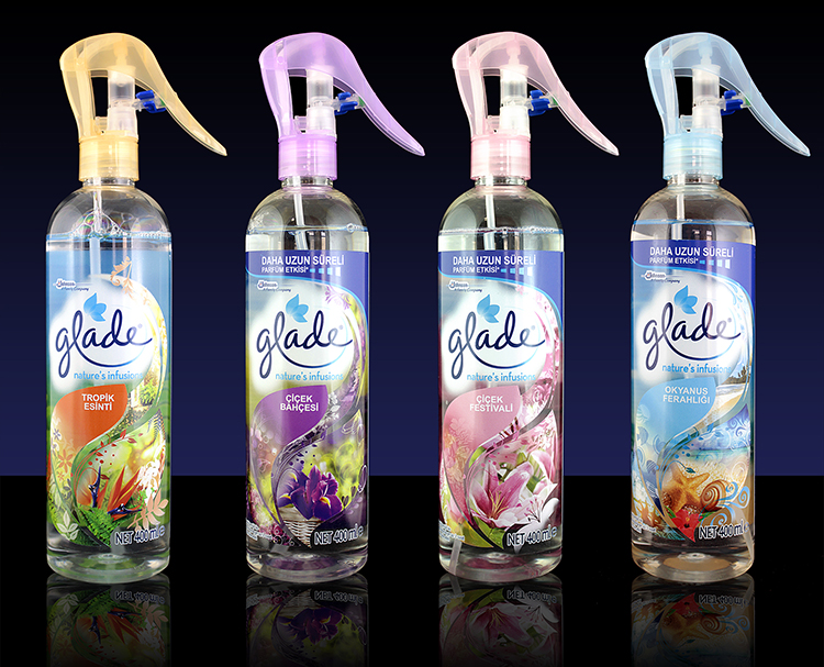 A15 Doga Etiket for Glade nature's infusions