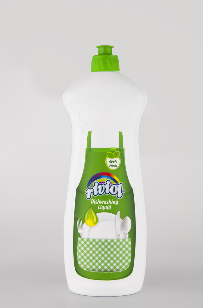 A6 Çiftsan Etiket Turkey for Riviol dishwashing liquid