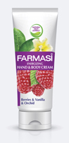 Group C and Category C1 winner Çiftsan Etiket Turkey for Farmasi energising cream