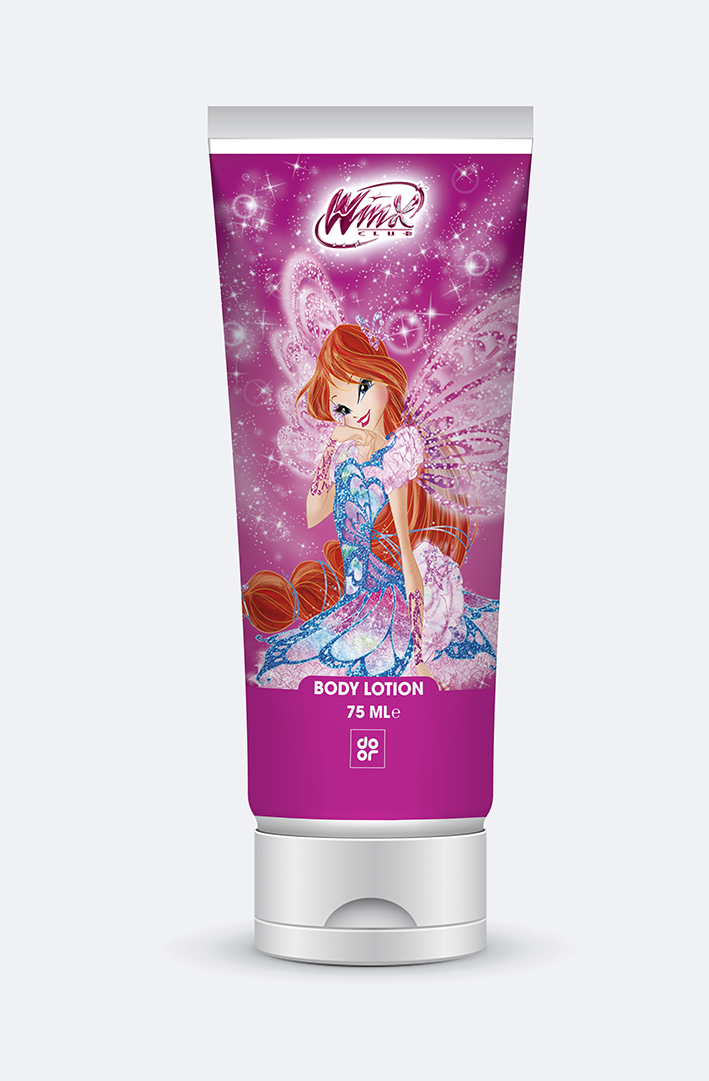 A9 Çiftsan Etiket Turkey for Winx body lotion