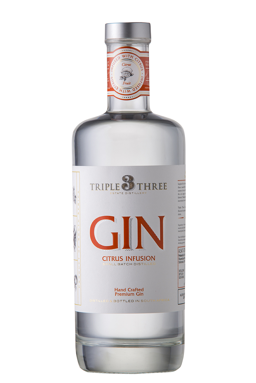 A2 Vollherbst Druck Germany for Gin citrus infusion