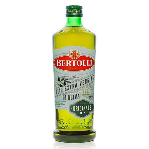 B1 Flexography - MCC Italy for Bertolli olio extra vergine