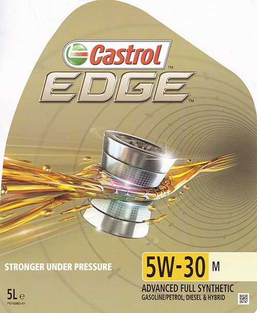 A8 Automotive - Skanem Liverpool UK for 5 Ltr Castrol EDGE 5w30